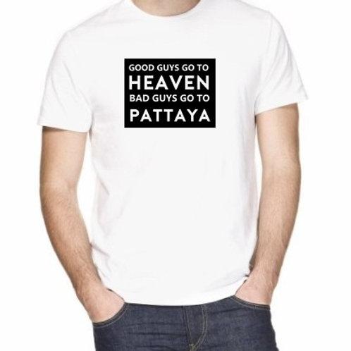 PATTAYA tee shirt