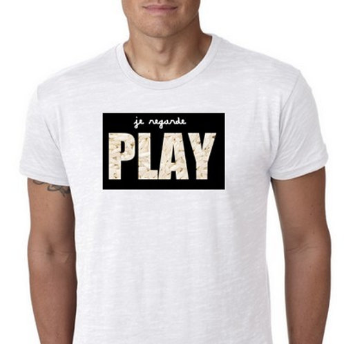 je regarde HENRI PLAY TSHIRT