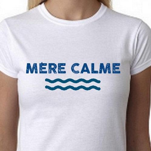 MERE CALME TEE SHIRT