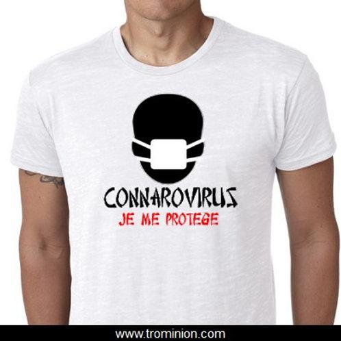 connarovirus tee shirt