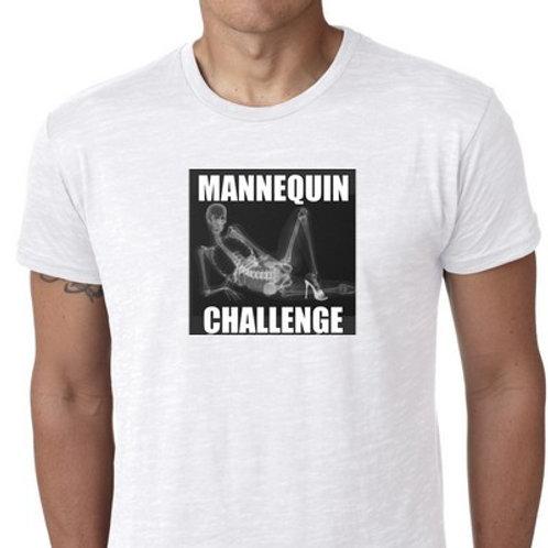 MANNEQUIN CHALLENGE TEE SHIRT 1