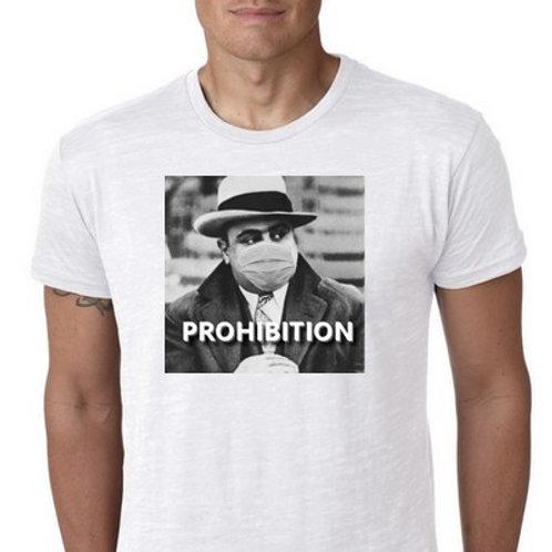 AL CAPONE Masqué Prohibition