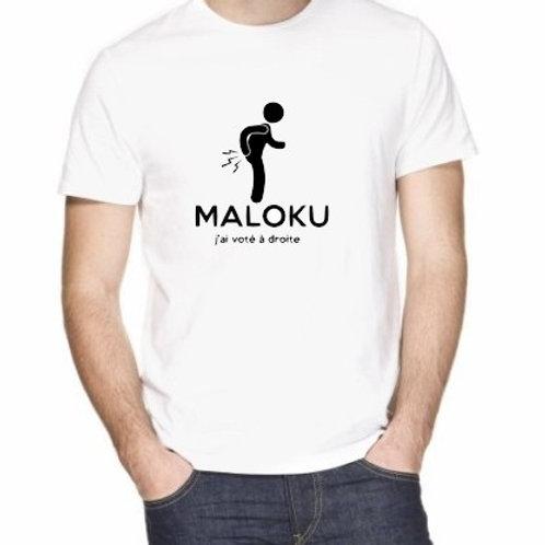 maloku j'ai voté à droite
