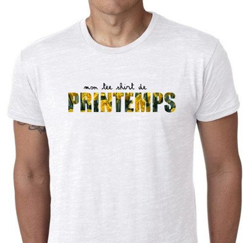 mon tee shirt de printemps