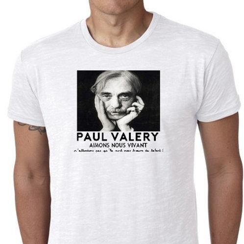 paul valery aimons nous vivant