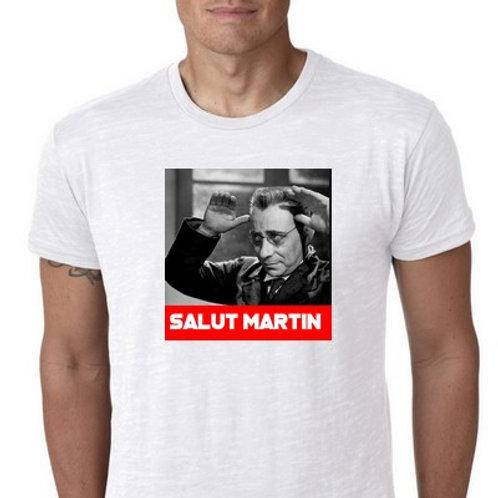 SALUT MARTIN TSHIRT