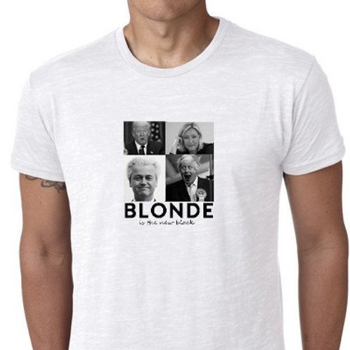 Blonde is the new black