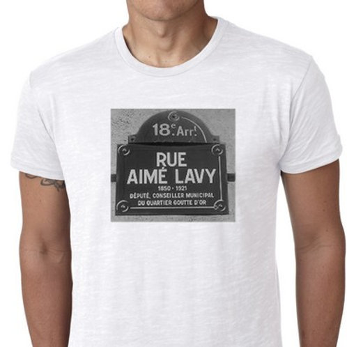 RUE AYME LAVY 75018