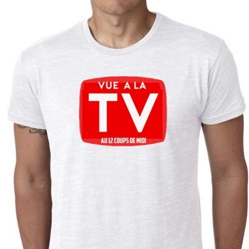 vue à la tv personnalisable