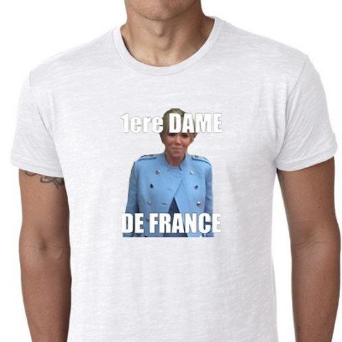 BRIGITTE 1ere DAME DE FRANCE
