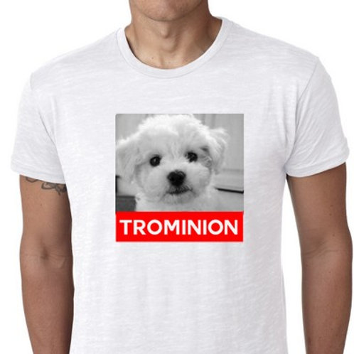 TROMINION CANICHE TEE SHIRT