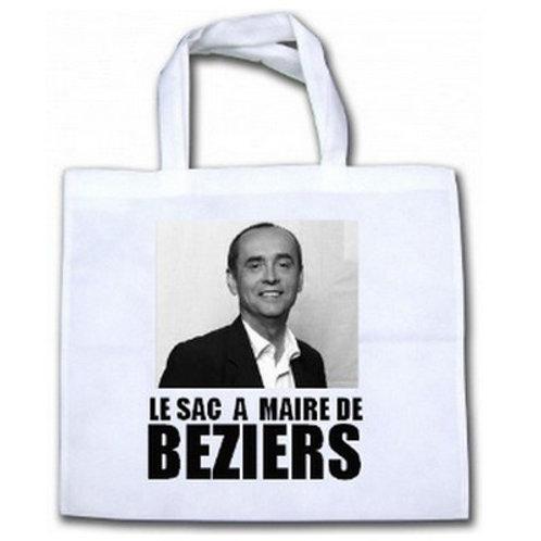 SAC A MAIRE DE  BEZIERS