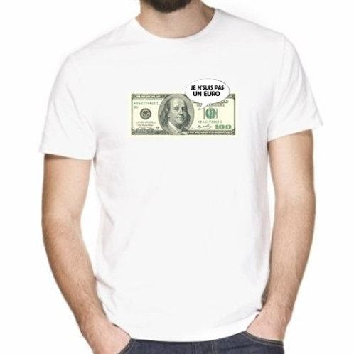 JE NE SUIS PAS UN EURO