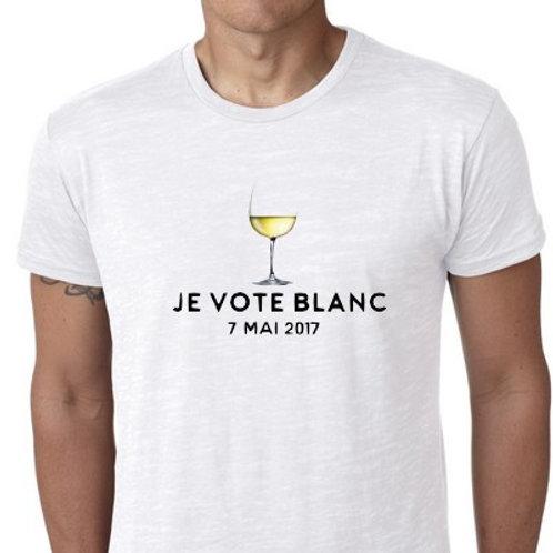 je vote blanc