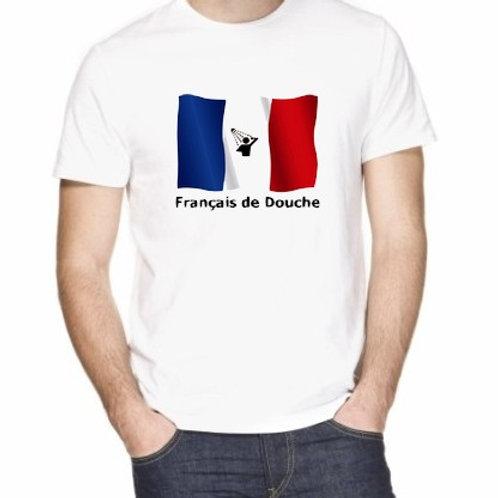 FRANCAIS DE DOUCHE