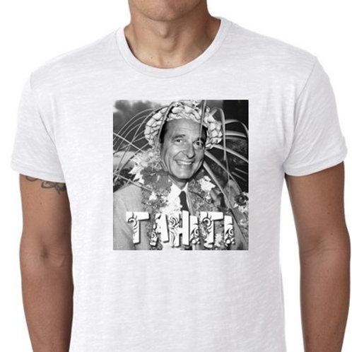 chirac tahiti shirt