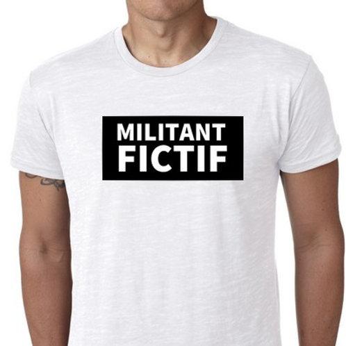 militant fictif