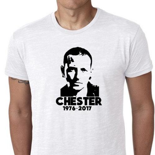 CHESTER  BENNINGTON RIP TSHIRT