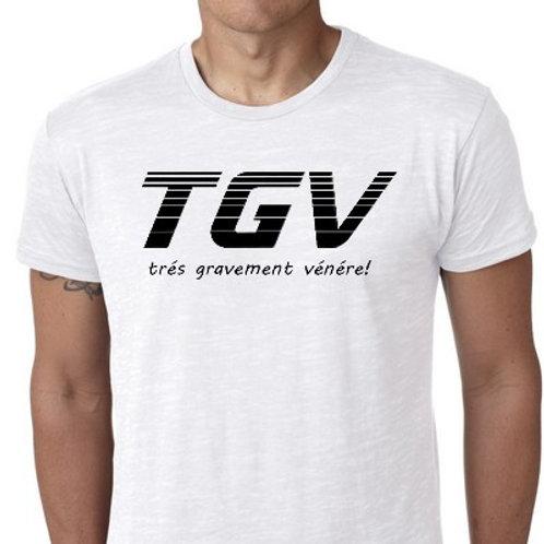 TGV  tres gravement vénére