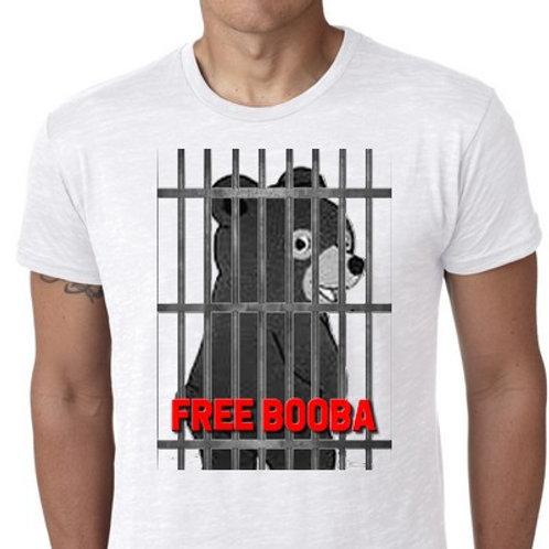 FREE BOOBA LE PETIT OURSON TEE SHIRT