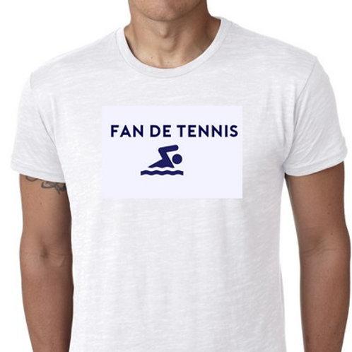 FAN DE TENNIS