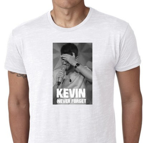 KEVIN NEVER FORGET