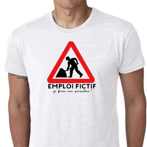 emploi fictif le tee shirt