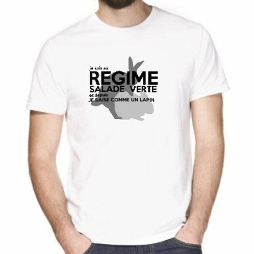 regime salade
