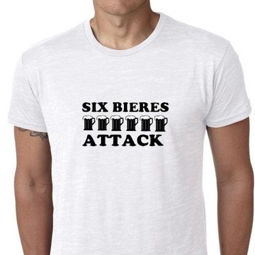 6 BIERES ATTACKS