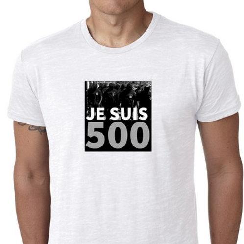 JE SUIS 500