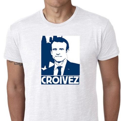 CROIVEZ MACRON