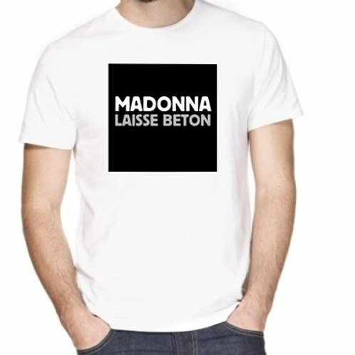 MADONNA LAISSE BETON