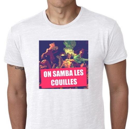 ON SAMBA LES COUILLES