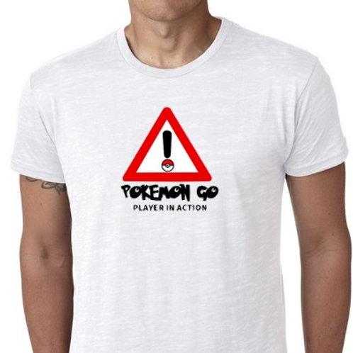 pokemon danger tee shirt
