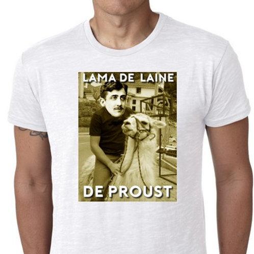 LAMA DE LAINE DE PROUST