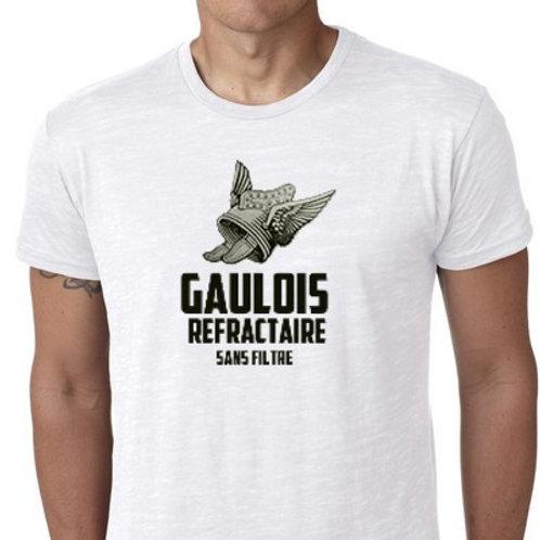 gaulois refractaire tee shirt