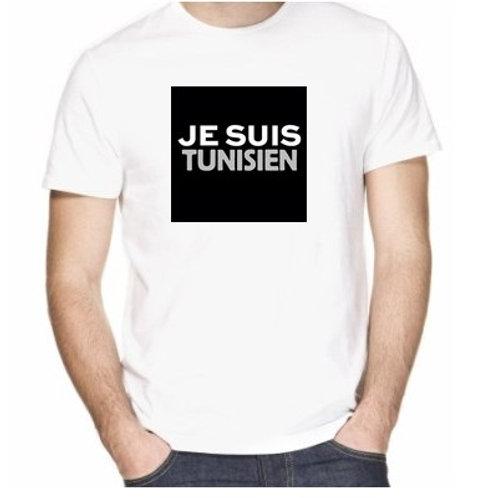 JE SUIS TUNISIEN