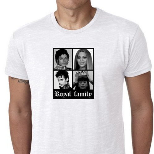 Royal family tee shirt