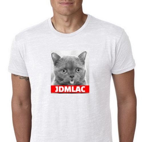 je donne ma langue au chat tee shirt
