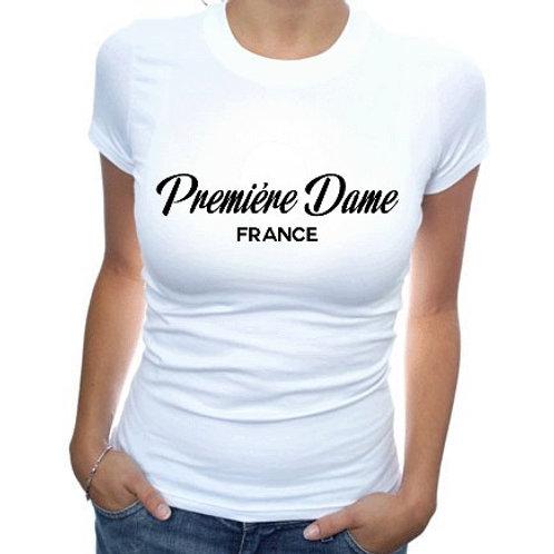 PREMIERE DAME DE FRANCE 2