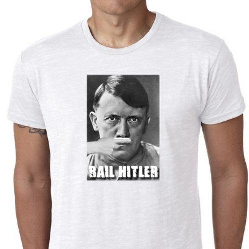 rail hitler tshirt