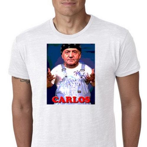 CARLOS( juan) tee shirt