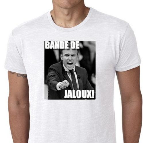 BANDE DE JALOUX MACRON TSHIRT