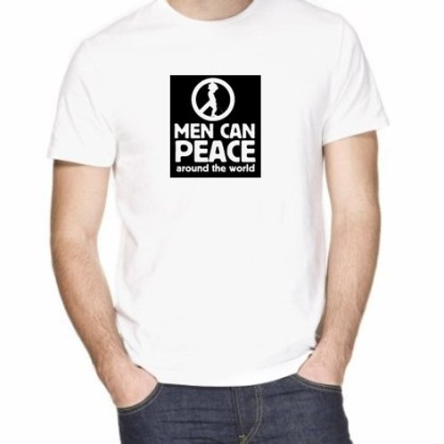 MAN CAN PEACE