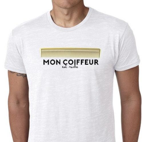 MON COIFFEUR EST RICHE