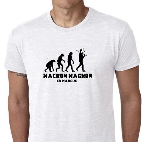 tee shirt MACRON MAGNON