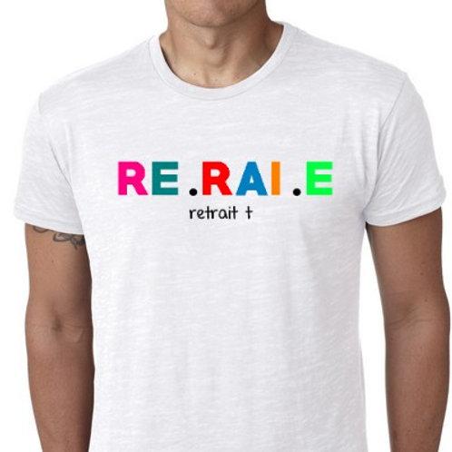 tee shirt retraité retrait T