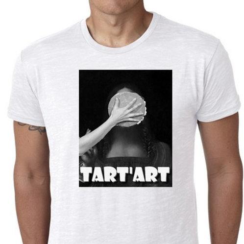 TART'art  Salvator mundi tee shirt