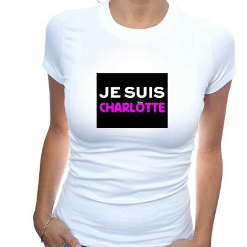 JE SUIS CHARLOTTE