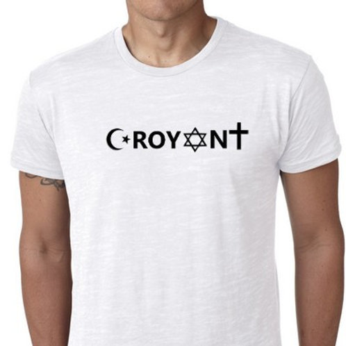 TEE SHIRT CROYANT